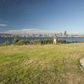 Hamilton Viewpoint Park.- Hamilton Viewpoint Park