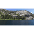 Eagle Lake panorama.- Eagle Lake