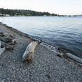 Puget Sound at Lincoln Park.- Lincoln Park