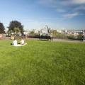 Kerry Park in Seattle's Queen Anne neighborhood.- Kerry Park Viewpoint