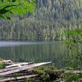 Wallace Lake.- Wallace Falls + Lake via Greg Ball Trail