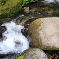 Water runoff from the falls.- Wallace Falls + Lake via Greg Ball Trail