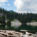 Josephine Lake.- Chain + Doelle Lakes