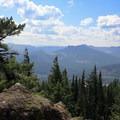 Views from the Easton Ridge Trail.- Easton Ridge Trail