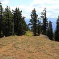 Easton Ridge.- Easton Ridge Trail