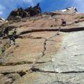 Pitch 2.- Ingalls Peak