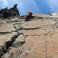 5.6 crack.- Ingalls Peak