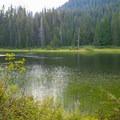Lake Elizabeth.- Lake Elizabeth