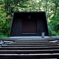 Colonial Creek Campground's amphitheater. - Colonial Creek Campground