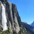 The Yosemite Falls Trail gets you up close and personal.- Yosemite Falls