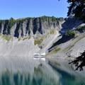 Iceberg Lake.- Chain Lakes Loop Trail