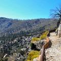 Windy Gap Trail.- Mount Islip Loop Trail
