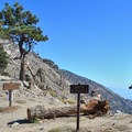 Windy Gap.- Mount Islip Loop Trail