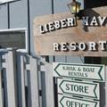 Lieberhaven Resort at Obstruction Pass Beach.- Orcas Island: Obstruction Pass Beach