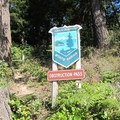 Access to 5 miles of hiking trails in Obstruction Pass State Park.- Orcas Island: Spring Bay