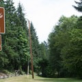 Buxton Trailhead.- Banks-Vernonia Trail