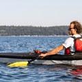 Kayaking in Port Townsend Bay.- Port Townsend Sea Kayaking