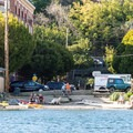 The Tyler Street beach access.- Port Townsend Sea Kayaking