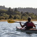 Paddling up the Sooes River.- Sooes River Kayak/Canoe