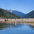 Kachess Lake.- Kachess Lake Campground
