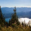 Kachess Lake.- Kachess Beacon