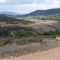 Some hilltops provide excellent vistas.- Los Peñasquitos Canyon Preserve
