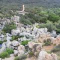 Peñasquitos Creek flowing through the canyon.- Los Peñasquitos Canyon Preserve