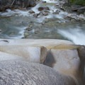 Slot Falls.- South Fork of the Payette River, Taylor Springs to Elk Lake