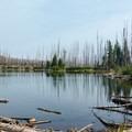 Wasco Lake.- Canyon Creek Meadows