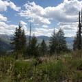 The view south across the Atlanta valley.- China Basin to Joe Daley Creek