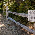 To walk the large loop counterclockwise, begin on the North Trail.- New River ACEC Trails