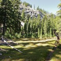 - Windy Pass + Sawtooth Mountain Loop