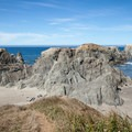 Coquille Point, Kronenberg County Park.- Coquille Point, Kronenberg County Park