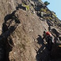Pitch 1.- Beacon Rock: Southeast Face