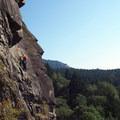 Pitch 3.- Beacon Rock: Southeast Face