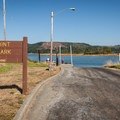 Rocky Point is little more than a boat ramp with some picnic tables and restrooms.- Coquille River: Bullards Beach State Park to Rocky Point County Park
