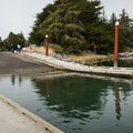 The boat ramp at Bullards Beach State Park.- Coquille River: Bullards Beach State Park to Rocky Point County Park