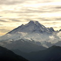 Mount Baker (10,781') from Winchester Mountain Lookout.- Winchester Mountain Hike