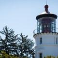 Umpqua River Lighthouse.- Umpqua River Lighthouse