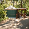 Yurts are a popular choice at William M. Tugman State Park.- William M. Tugman State Park Campground