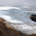 Mount Baker's Easton Glacier.- Railroad Grade Trail