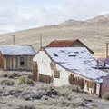 The structures at Bodie are kept in a state of arrested decay.- Bodie State Historic Park