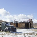 Remnants of the once bustling mining town of Bodie. - Bodie State Historic Park