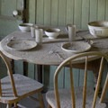 What remains of Bodie is as it was the day the last residents left. - Bodie State Historic Park
