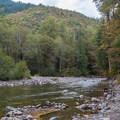 Beckler River.- Beckler River Campground