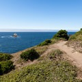 The Headland Trail, Port Orford Headlands State Park.- Port Orford Heads State Park Trails