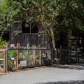 Trailhead starts at Deer Hollow Farm.- Rogue Valley + Wildcat Loop