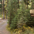 Slide Creek Campground.- Slide Creek Campground