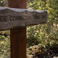 The Slide Connector Trail starts from the campground and leads into the Strawberry Mountain Wilderness.- Slide Creek Campground