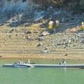 Anderson Dam boat launch.- Serpentine Trail